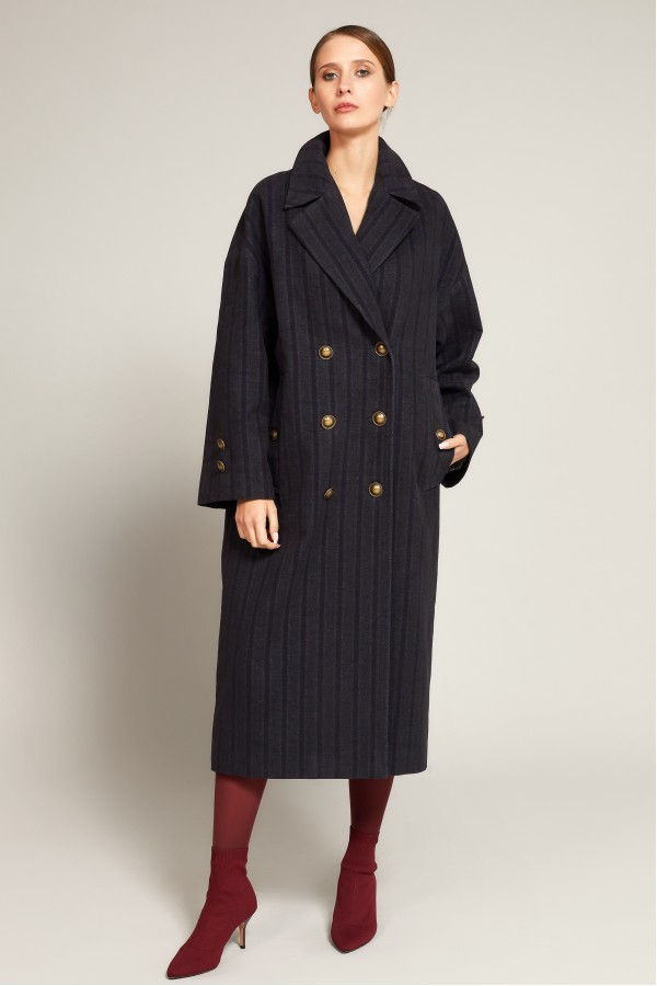 Coat cotton