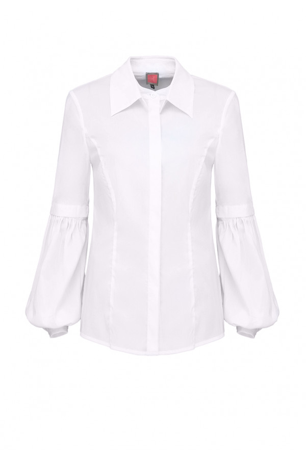 Blouse white transformer