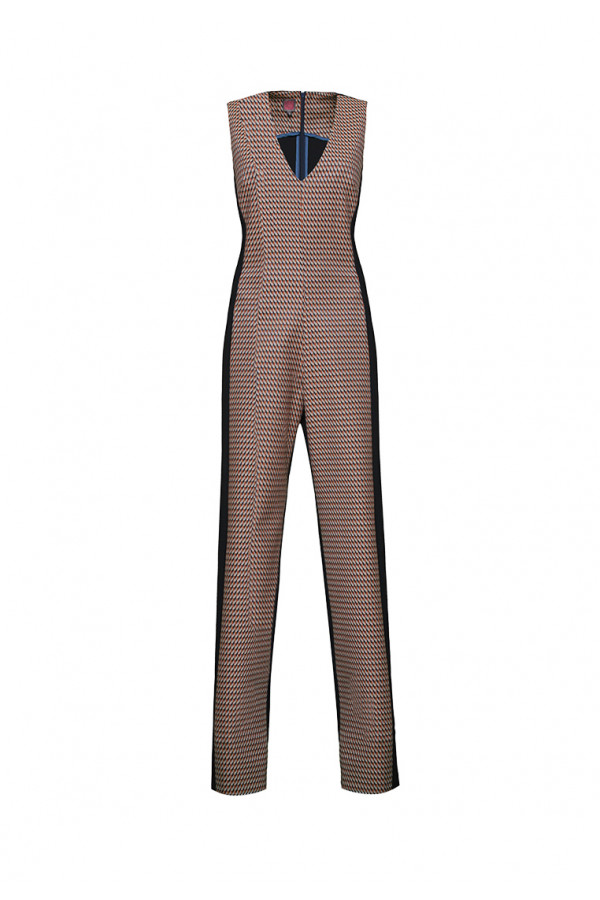 Jersey one-piece-suit